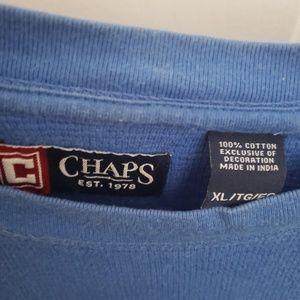 Mens long sleeve CHAPS shirt